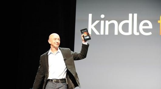 Kindle Fire: Stellt Amazon am 6. September den Nachfolger vor?