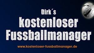 Dirk's kostenloser Fussballmanager