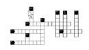 Kreuzworträtsel-Drucker