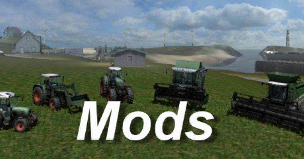 landwirtschafts simulator 2009 mods kostenlos