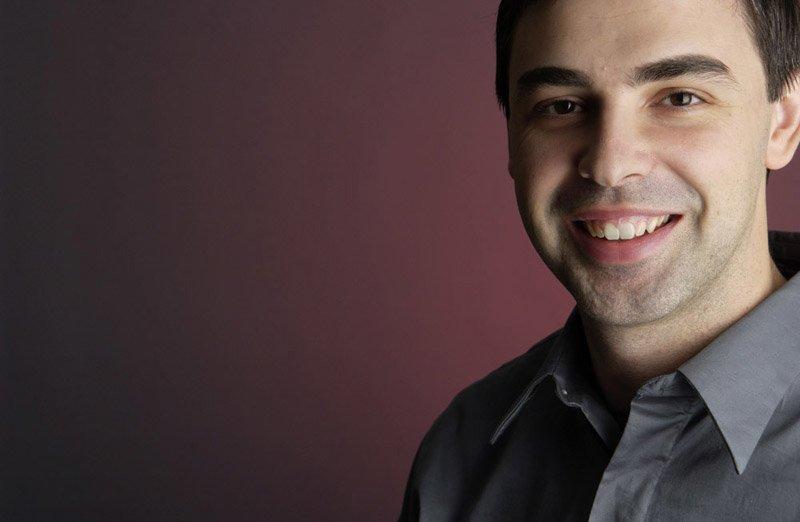 Larry Page: Interview mit dem Google-CEO über Innovationen, Facebook, Apple &amp&#x3B; mehr