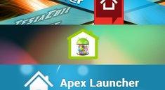 Apex und Nova Launcher: Betas mit Jelly Bean-Features