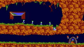 Lemmings -  Online Edition
