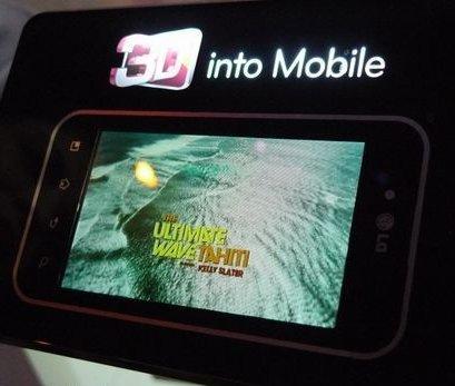 "LG: 3D-Displays für Smartphones ""eher, als wir denken."""