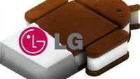 Ice Cream Sandwich: Updates für LG Optimus 3D, Black, Speed und LTE bestätigt