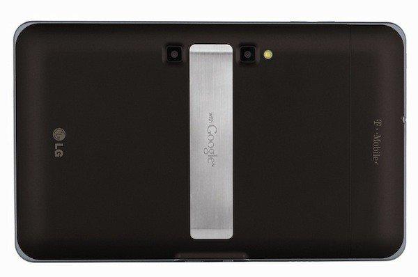 LG G-Slate: 3D-Tablet offiziell vorgestellt [Update]