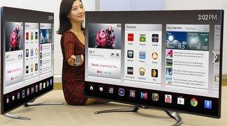 Google TV: LG bringt 2013 neue Smart TVs