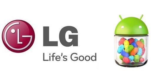 LG Optimus L9: Jelly Bean-Update rollt aus, L7 und 4X HD folgen Ende März