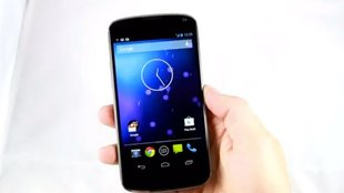 Nexus 4: Erstes Hands-On Video aufgetaucht