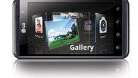 LG Optimus 3D: Gingerbread-Update bringt neue Funktionen