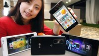 LG Optimus 3D Cube: Weiteres Smartphone vor dem MWC vorgestellt