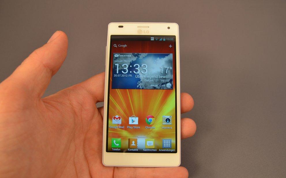 LG Optimus 4X HD: Jelly Bean im 1. Quartal, L9 und L7 in der ersten Jahreshälfte