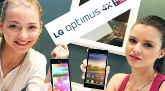 LG Optimus 4X HD und LG Optimus 3D Max: Erste Hands On-Videos