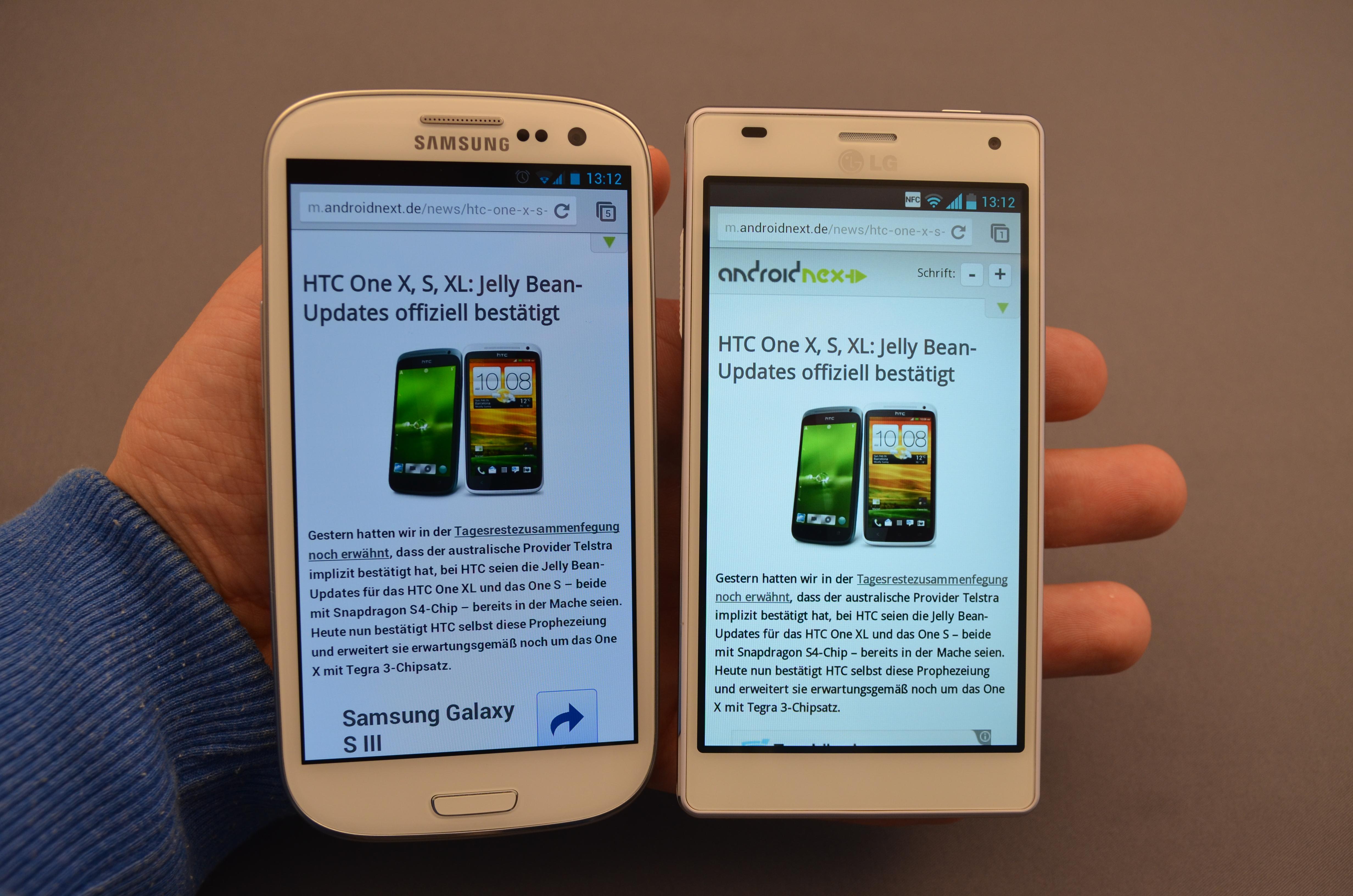 LG Optimus 4X HD: Testbericht zum Quad Core-Underdog