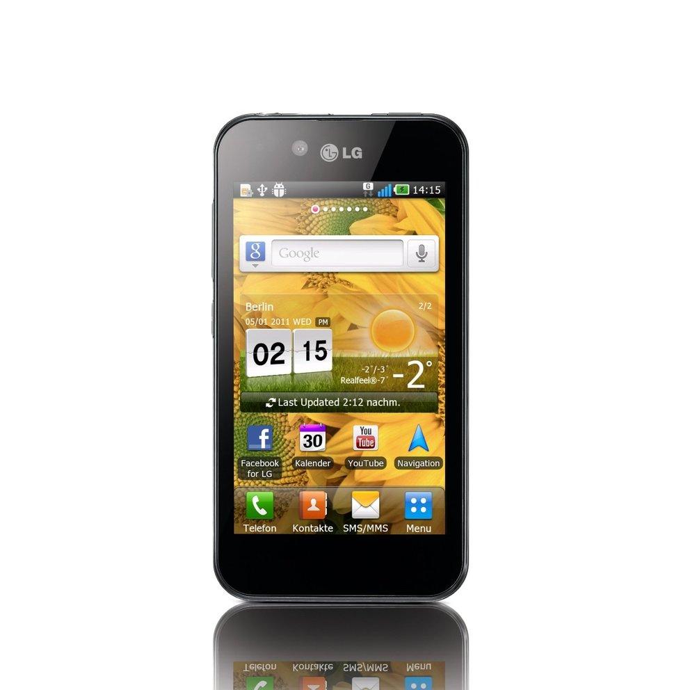 LG Optimus Black: Vorbestellung und Promovideo