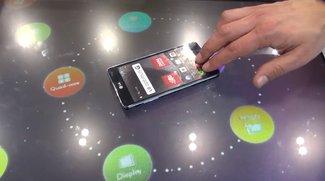 LG Optimus G: Hands-On des Nexus 4-Bruders [MWC 2013]