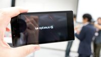 LG Optimus G: Erste Hands-On-Videos des Quad Core-Boliden