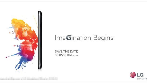LG: Neues Gerät der Optimus G-Serie wird am 30. Mai vorgestellt