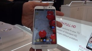 LG Optimus G Pro: Hands-On mit dem Flaggschiff-Upgrade [MWC 2013]