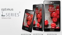 LG Optimus L3 II, L5 II & L7 II: Preiswerte Smartphones vorbestellbar