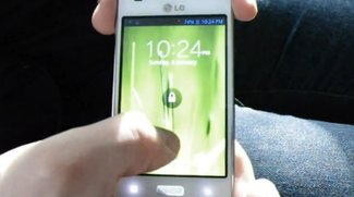 LG Optimus L5: Unterklasse-Smartphone im Hands-on [MWC 2012]