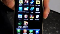 Hands-on: LG Optimus Speed [Droidcon]