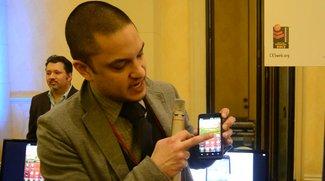 LG Revolution mit VMware: Privater und beruflicher Homescreen auf einem Gerät [CES 2012]