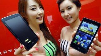 LG Optimus LTE: HD-Display-Smartphone auch für Deutschland!