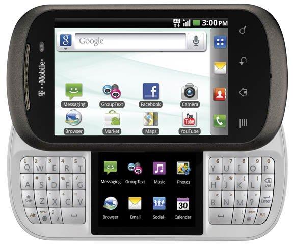 Das LG DoublePlay: Dual-Screen-Smartphone kurz vor dem Start