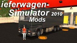 Lieferwagen Simulator 2010 Mods