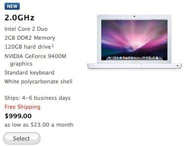 Neues von Apple: Silent Update fürs weiße MacBook – GIGA