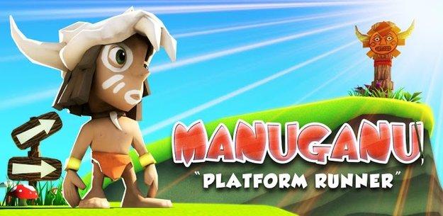 Manuganu: Kostenloser Jump'n'Run-Hit im Test