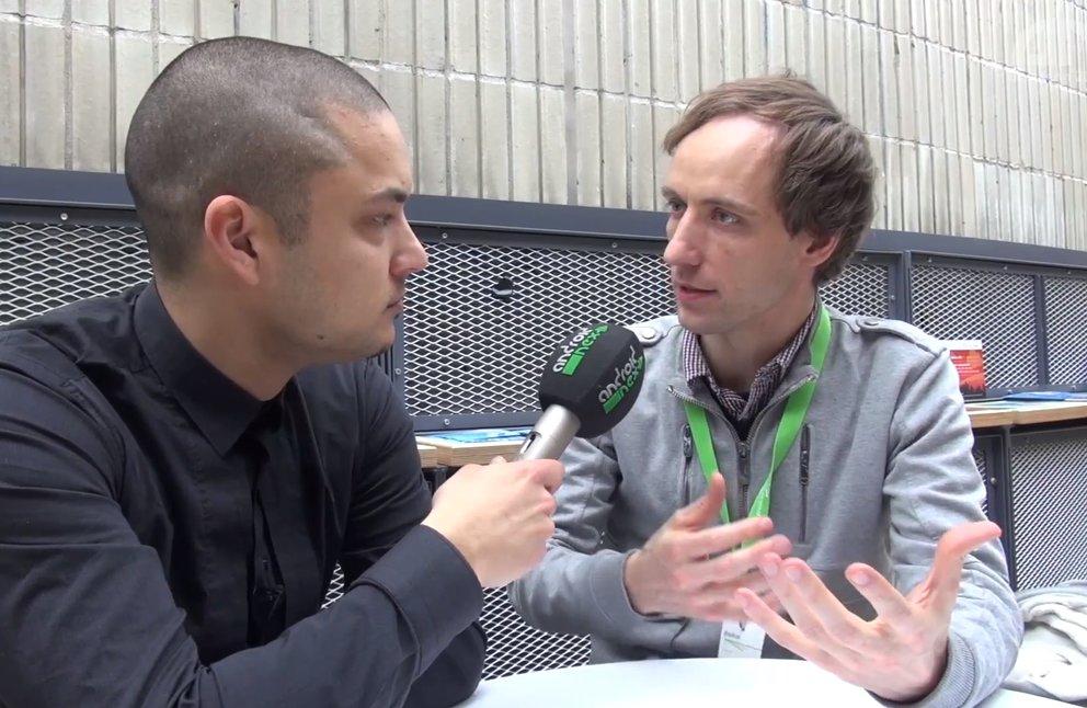 Audio-Latenz unter Android: Interview mit Matthias Krebs vom DigiEnsemble [droidcon 2013]