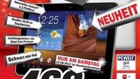 Trotz allem: Media Markt verkauft das Galaxy Tab 10.1 am Samstag