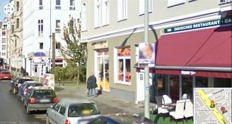 merkel street view
