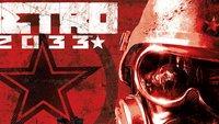 Metro 2033: Cheats für God-Mode und unendlich Ammo