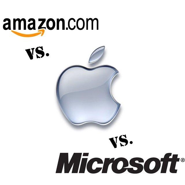 """Apple verklagt Amazon: Ist """"Appstore"""" eine Marke?"""