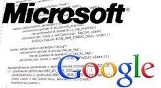 Google vs. Microsoft: Android-Quellcode in unbefugten Händen?