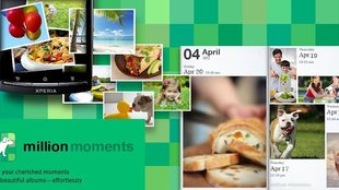million moments: Kostenlose Galerie-App von Sony im Play Store