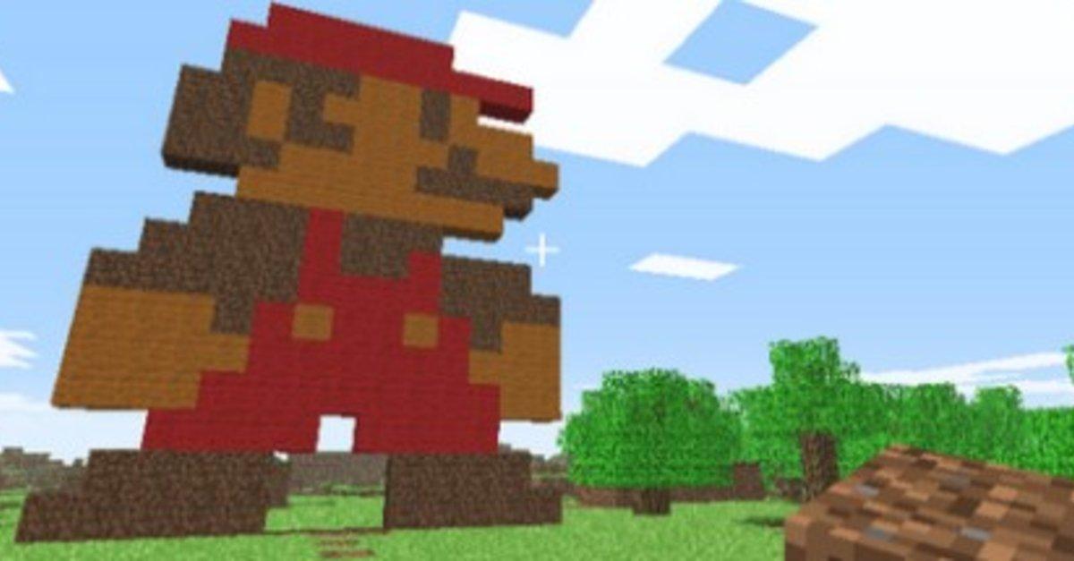 Minecraft Nintendo DS Kostenlos Spielen GIGA - Minecraft kostenlos spielen keine demo