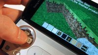 Minecraft für Android: Hands On-Video vom Xperia Play