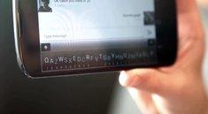 Minuum Keyboard: Interessantes Tastaturkonzept für Android