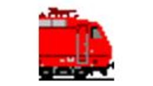 MM Eisenbahn-Bildschirmschoner