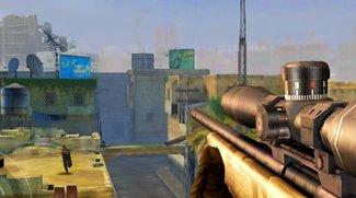 Modern Combat 2: Gameloft-Spiel jetzt auch im Android Market [Update]