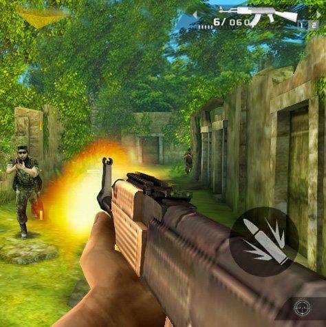 Modern Combat 2: Black Pegasus für Android angekündigt