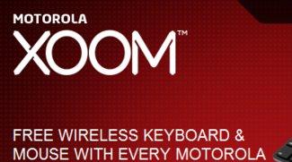 Motorola UK verschenkt kabelloses Maus-Tastatur-Set an XOOM-Besitzer