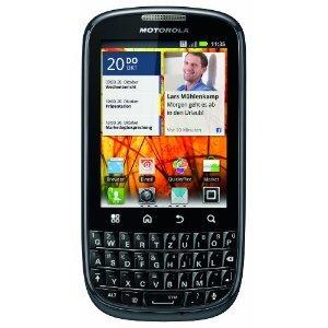 Motorola Pro+: QWERTZ-Smartphone ab sofort in Deutschland erhältlich