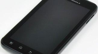 Motorola Atrix: Android 2.3.4-Update wird verteilt