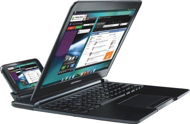 Motorola: Lapdock-Produktion und Webtop-Software wird eingestellt
