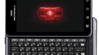 Motorola DROID 3: Nur in den USA, nur mit gesperrtem Bootloader